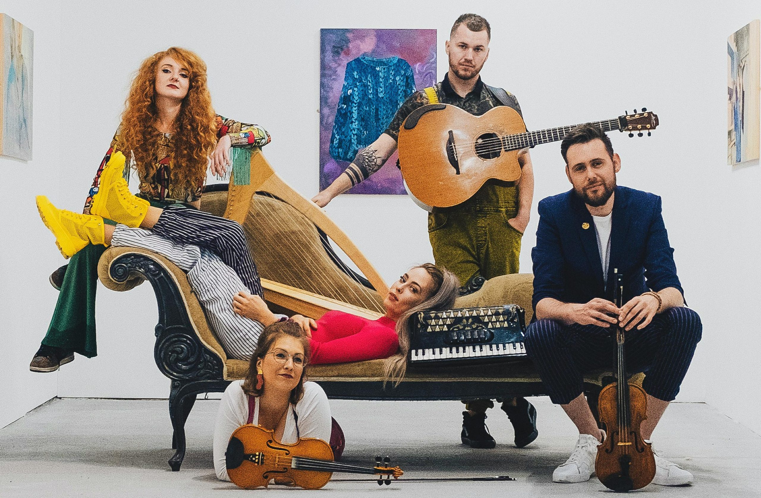 Celtic Christmas at Wyeside Theatre